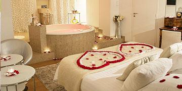 Hôtels romantiques