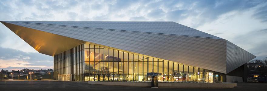 SwissTech Convention Center